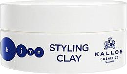 Парфюми, Парфюмерия, козметика Моделираща глина за коса - Kallos Cosmetics KJMN Styling Clay