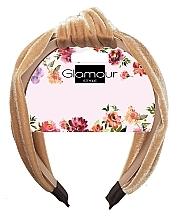 Парфюмерия и Козметика Диадема за коса, 417625 - Glamour