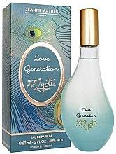 Парфюмерия и Козметика Jeanne Arthes Love Generation Mystic - Парфюмна вода