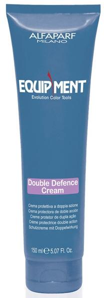 Крем с двойна защита на кожата при боядисване на косата - Alfaparf Equipment Double Defense Cream