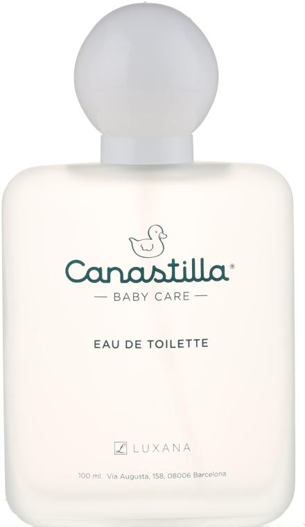 Luxana Canastilla - Комплект за деца (тоал. вода/100ml + сапун/150ml) — снимка N4