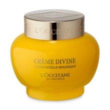 Парфюми, Парфюмерия, козметика Крем за лице - L'Occitane Divine Cream