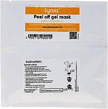 Парфюми, Парфюмерия, козметика Маска за лице с витамин C - Lynia Peel Off Gel Mask Vitamin C