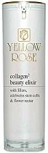 Парфюмерия и Козметика Еликсир за лице - Yellow Rose Collagen2 Beauty Elixir