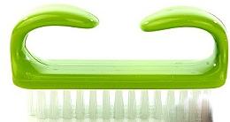 Парфюмерия и Козметика Четка за нокти, 6300/1, зелена - Acca Kappa Nail Brush Green