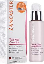 Парфюми, Парфюмерия, козметика Петролна есенция против стареене - Lancaster Total Age Correction Complete Anti-Aging Retinol-In-Oil