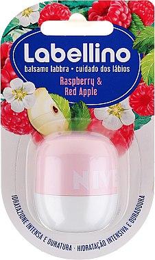 """Балсам за устни """"Малина и червена ябълка"""" - Labello Labellino Raspberry & Red Apple Lip Balm — снимка N1"""