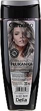 Парфюмерия и Козметика Сребърна обливка за светла коса с жасминова вода - Delia Cosmetics Cameleo