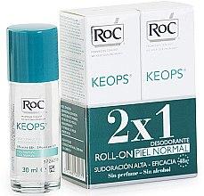 Парфюми, Парфюмерия, козметика Рол-он дезодорант - RoC Keops Roll-On Deodorant
