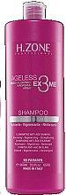"Парфюмерия и Козметика Шампоан за коса ""Подмладяващ"" - H.Zone Ageless Ex3me Anti-Age Illuminante Shampoo"