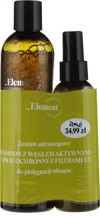 Комплект за коса - _Element (шампоан/300ml+спрей/150ml) — снимка N1
