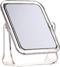 Парфюми, Парфюмерия, козметика Козметично огледалце квадратно, 5282, бяло - Top Choice