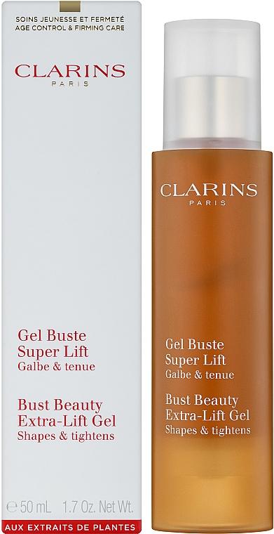 Повдигащ гел за бюста - Clarins Bust Beauty Gel 50ml — снимка N2