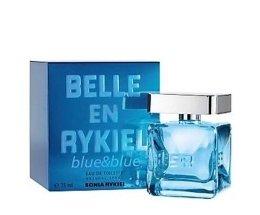 Парфюми, Парфюмерия, козметика Sonia Rykiel Belle en Rykiel Blue & Blue - Тоалетна вода