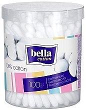 Парфюмерия и Козметика Клечки за уши - Bella (кръгла опаковка)