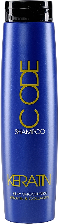 Шампоан за коса - Stapiz Keratin Code Mask Shampoo — снимка N1