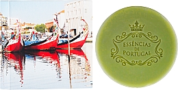 Парфюмерия и Козметика Натурален сапун - Essencias De Portugal Living Portugal Aveiro Eucaliptus