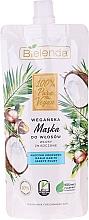 Парфюмерия и Козметика Веган маска за увредена коса - Bielinda 100% Pure Vegan Mask