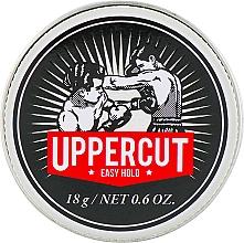 Парфюмерия и Козметика Стилизиращ крем за коса - Uppercut Deluxe Barbers Collection Easy Hold (мини)