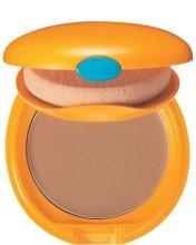 Парфюмерия и Козметика Слънцезащитен компактен фон дьо тен - Shiseido Tanning Compact Foundation N SPF 6