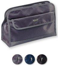 Парфюми, Парфюмерия, козметика Козметична чанта , 92954, черна - Top Choice