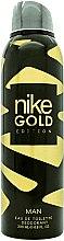 Парфюми, Парфюмерия, козметика Nike Gold Edition Man - Дезодорант