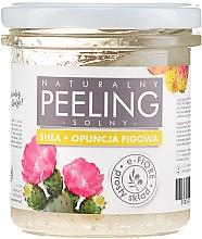 Парфюмерия и Козметика Пилинг за тяло с шеа и опунция - E-Fiore Prickly Pear Body Peeling