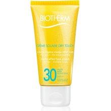 Парфюми, Парфюмерия, козметика Слънцезащитен крем за лице - Biotherm Sun Protection Creme Solaire Dry Touch SPF 30