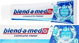 Парфюмерия и Козметика Паста за зъби - Blend-a-med Complete Fresh Long Lasting Fresh