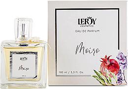 Парфюмерия и Козметика Leroy Cosmetics Moiro - Парфюмна вода