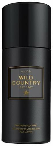 Avon Wild Country - Спрей дезодорант — снимка N1