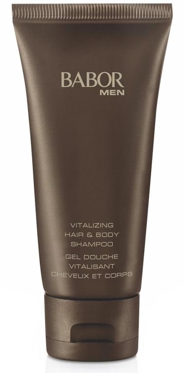 Гел-шампоан за тяло и коса за мъже - Babor Man Vitalizing Hair & Body Shampoo — снимка N1