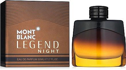 Montblanc Legend Night - Парфюмна вода — снимка N5