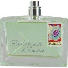 Парфюми, Парфюмерия, козметика John Galliano Parlez-Moi d'Amour Eau Fraiche - Тоалетна вода (тестер без капачка)