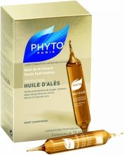 Парфюми, Парфюмерия, козметика Интензивно хидратиращо масло - Phyto Huile D'Ales