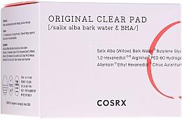 Парфюмерия и Козметика Почистващи тампони с ВНА-киселини - Cosrx One Step Original Clear Pads
