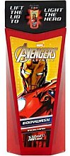 Парфюмерия и Козметика Детски душ гел - Corsair Marvel Avengers Iron Man Body Wash