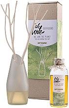 Парфюмерия и Козметика Арома дифузер със стъклена ваза - We Love The Planet Light Lemongras Diffuser