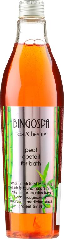 Коктейлна кал за вана - BingoSpa Spa & Beauty Peat Coctail For Bath Multani Mitti