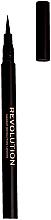 Парфюмерия и Козметика Водоустойчива очна линия - Makeup Revolution The Liner Revolution