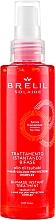 Парфюмерия и Козметика Възстановяващ двуфазен балсам за коса за след слънчеви бани - Brelil Solaire Bi-Phase Instant Treatment