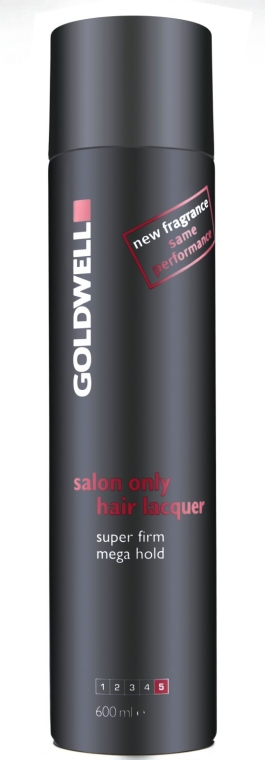 Лак за коса, супер силна фиксация - Goldwell Styling Super Firm Mega Hold Hair Lacquer 5