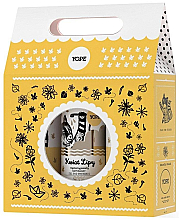 Парфюмерия и Козметика Комплект - Yope Kwiat lipy (сапун/500 ml + душ гел/400 ml + балсам/300 ml)