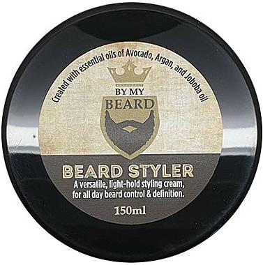 Моделиращ крем за брада - By My Beard Beard Styler Light Hold Styling Cream — снимка N1