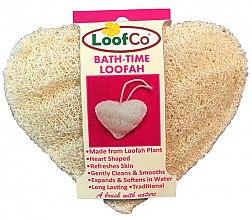 Парфюми, Парфюмерия, козметика Натурална гъба за баня сърце - LoofCo Body Loofah
