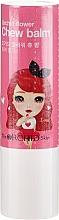 Парфюмерия и Козметика Хидратиращ балсам за устни - The Orchid Skin Orchid Flower Chew Balm Pure Pink