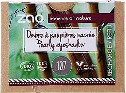 Парфюмерия и Козметика Перлени сенки за очи - ZAO Pearly Eye Shadow (пълнител)