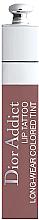 Парфюмерия и Козметика Тинт за устни - Dior Addict Lip Tattoo Long-Wear Colored Tint