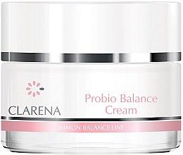 Парфюми, Парфюмерия, козметика Пробиотичен крем за лице - Clarena Immun Balance Line Probio Balance Cream