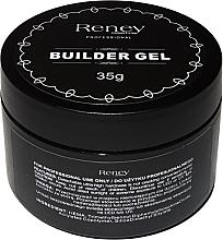 Парфюмерия и Козметика Моделиращ гел с шимър за нокти - Reney Cosmetics Builder Gel Shimmer